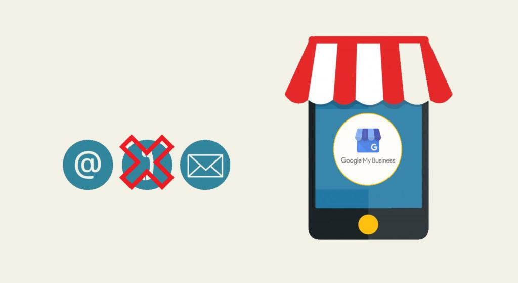 O Google My Business acaba com o suporte por telefone gratuito 3