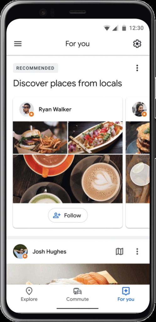 """O Google Maps torna o Google My Business mais """"sociável"""" com o recurso de acompanhamento dos Guias Locais 1"""